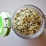 semillas de cañamo. fuente natural de omega3