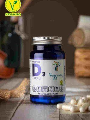 vitamina D3 capsulas 1000ui
