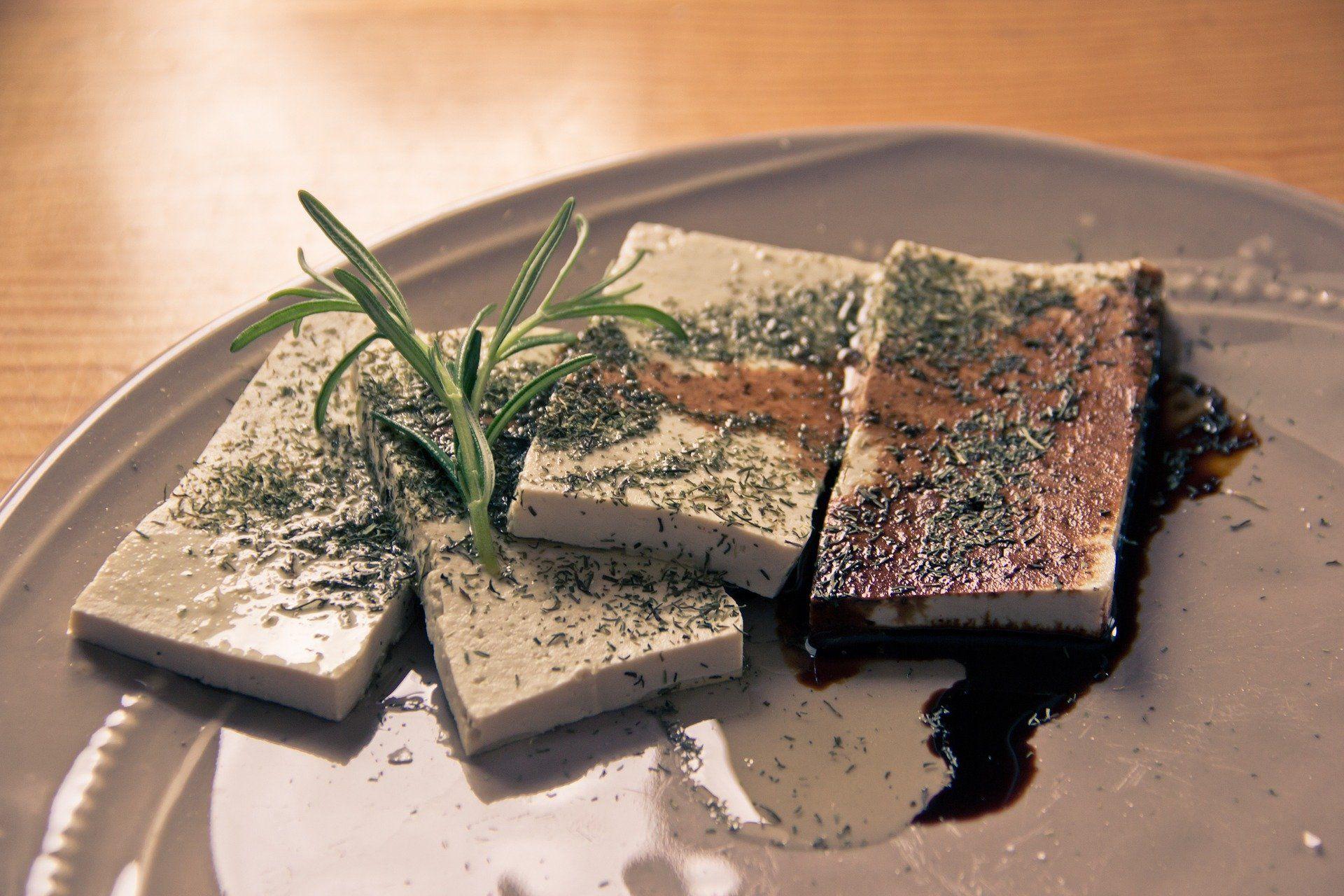 Tofu - plato de tofu